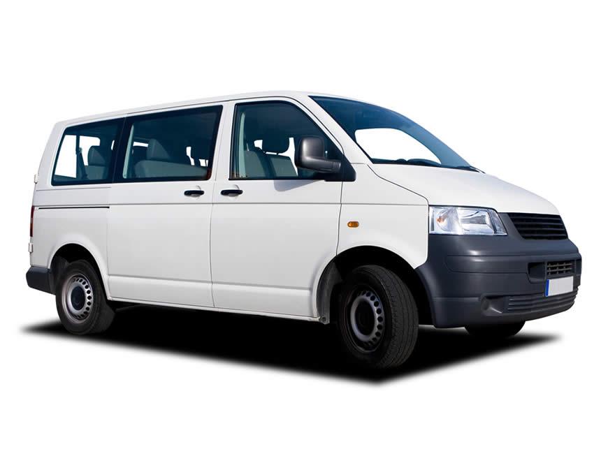 8 pax Minibus Economy